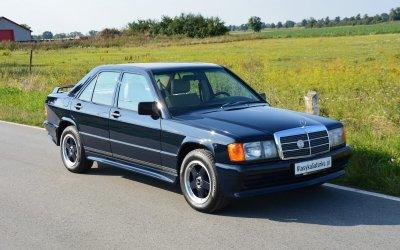 Mercedes-Benz 190E W201 1987