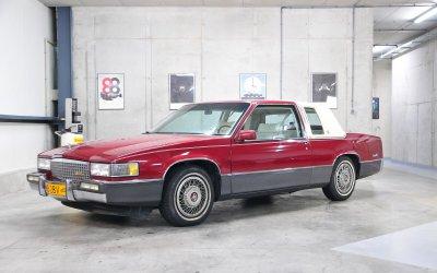 Cadillac Coupe de Ville 1989