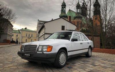 Mercedes-Benz 300D W124 1987