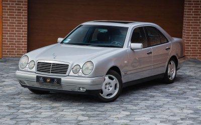 Mercedes-Benz  E280 W210 1996