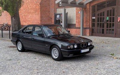BMW 535i E34 1989