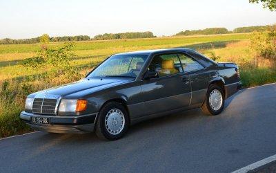 Mercedes-Benz 230 CE C124 1988