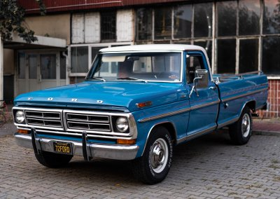 Ford F250-51