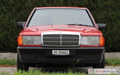 Mercedes-Benz 190E W201 1988