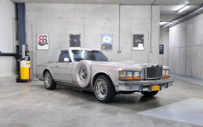 Cadillac Seville Opera Coupe 1978