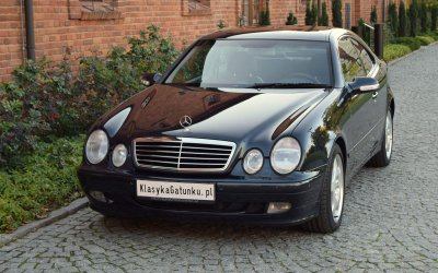Mercedes-Benz CLK430 C208 1999