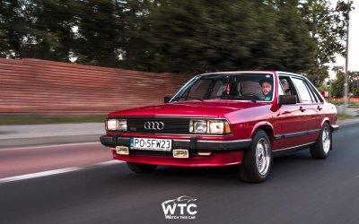 Audi 100 C2 1982