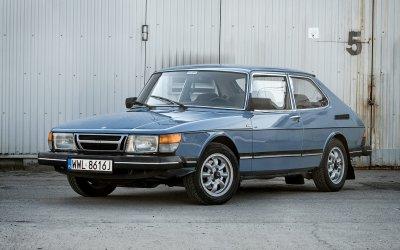 SAAB 900 1984