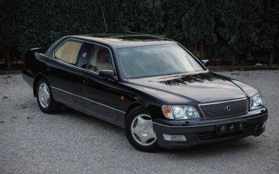 Lexus LS400 Long 1998
