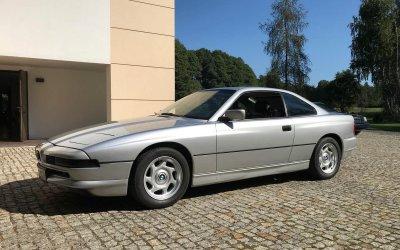 BMW 840Ci E31 1993