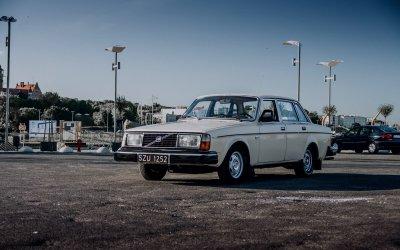 Volvo 244 1981
