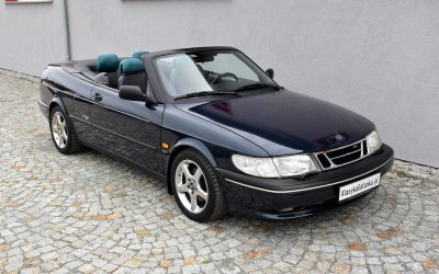 SAAB 900 NG Cabrio 1995