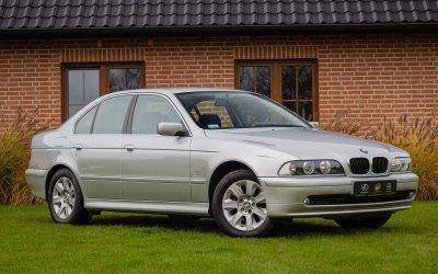 BMW 525i E39 2000
