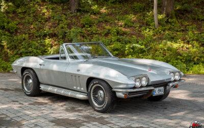 Chevrolet Corvette C2 Cabrio 1965