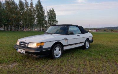 SAAB 900 Cabrio 1988