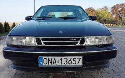 SAAB 9000 CDE 1995