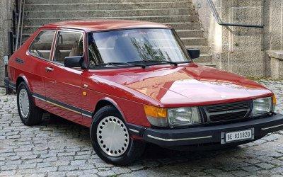 SAAB 900 I 1985