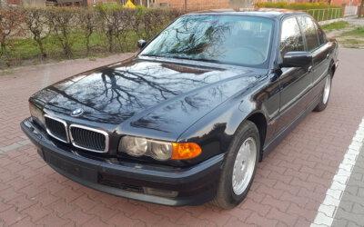 BMW 735i E38 1998