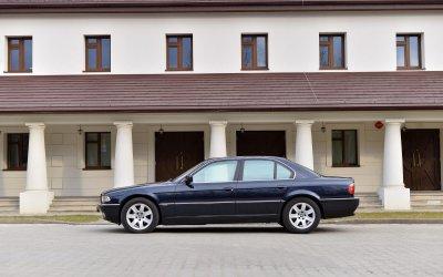 BMW 730D E38 2001