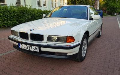 BMW 740i E38 1996