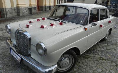 Mercedes-Benz 190 W110 1962