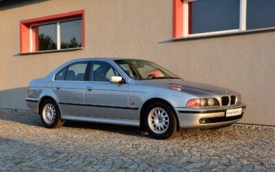 BMW 525tds E39 1996