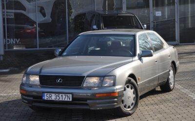 Lexus LS400 1995