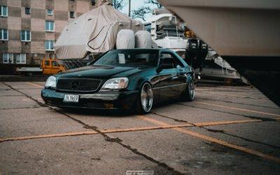 Mercedes-Benz CL500 C140 1998