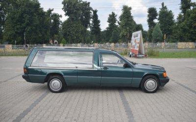 Mercedes-Benz 190D W201 1990