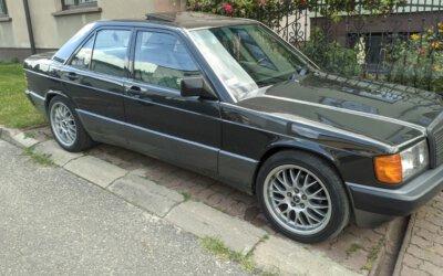 Mercedes-Benz 190E W201 1990