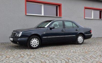 Mercedes-Benz E220 CDI W210 1999