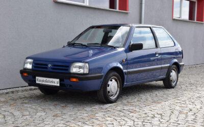 Nissan Micra K10 1989