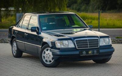 Mercedes-Benz E300 Diesel W124 1995
