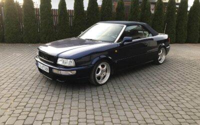 Audi 80 Cabrio 1996